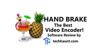 Hand Brake - The Best Video Encoder