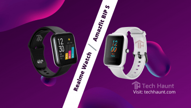Realme Watch vs Amazfit BIP S Featured image
