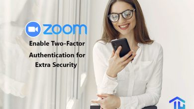 Zoom Enables Two-Factor Authentication Feature