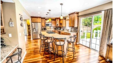 The demand of home buyers is to make the open floor plan efficient
